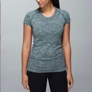 Lululemon Swiftly Tech Short Sleeve Top Green